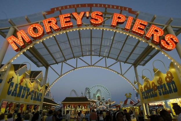 Morey's Piers Beach Jam!