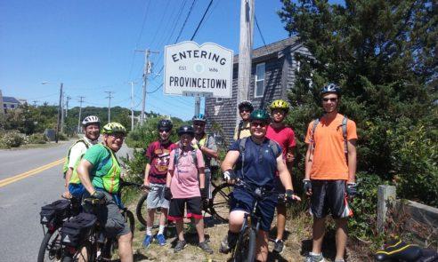 Troop Bike Trek