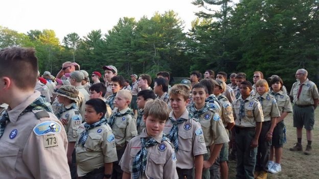 Photos from Camp Yawgoog