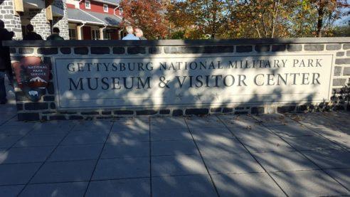 Troop 173 Visit to Gettysburg