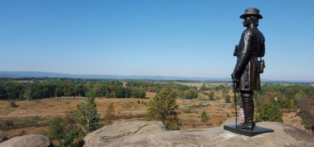 Troop 173's Visit to Gettysburg