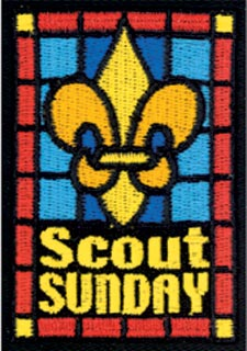National Scout Sunday – February 5, 2017