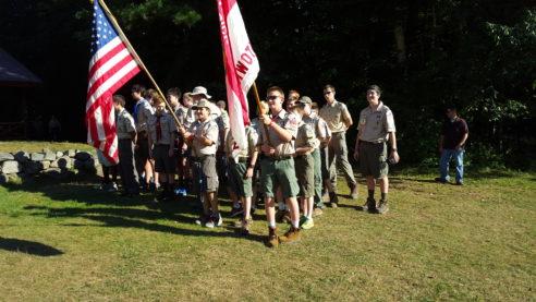 Summer Camp at Camp Read