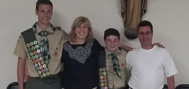 Newest Eagle Scout – Jarrett S.