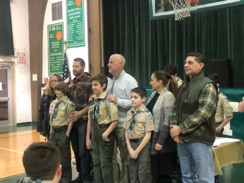Troop 173 Court of Honor