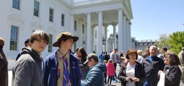Our Trip to Washington, D.C.