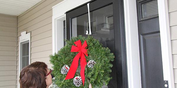 Annual Holiday Wreath Sale