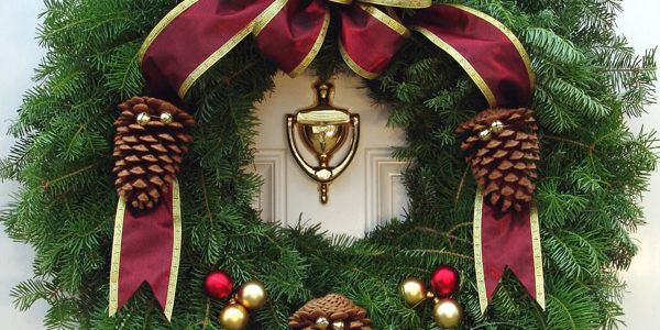 There's Still Time to Order Your Holiday Wreath!