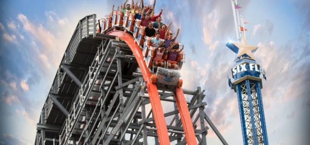 Six Flags New England – June 1