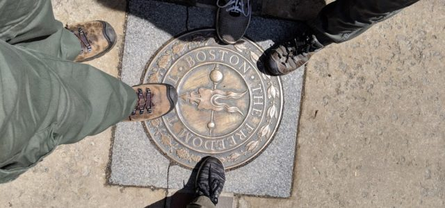 April, 2019 – Troop 173 in Boston!