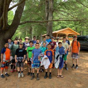 Summer Camp at Camp Read – 2021